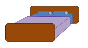 Doppelbettbrücke